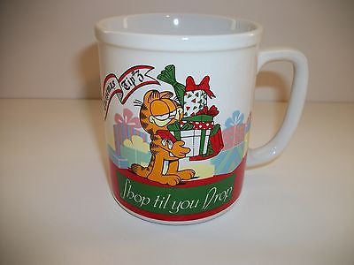 Garfield Coffee Cup Christmas Tip 3 - Simply Garfield