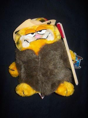 Garfield B C O C Big Cat On Campus Plush We Got Character