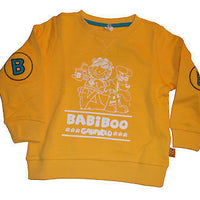 Garfield Babiboo Yellow Sweatshirt -Simply Garfield