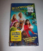 Scooby Doo 2 Monsters Unleashed (VHS 2004) Freddie Prinze Jr., Linda Cardellini -We Got Character