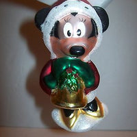 Minnie Mouse Christmas Ornament Energizer - We Got Character