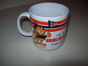 Garfield Chicago Bears Cup Mug - Simply Garfield