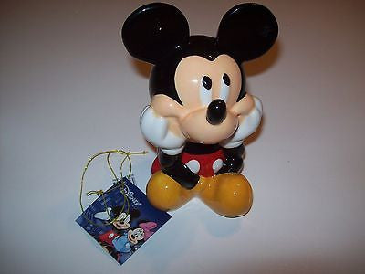 Disney Mickey Mouse Westland Coin Bank #18928 - We Got Character