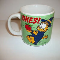 Garfield Coffee Cup Yikes-We Got Character