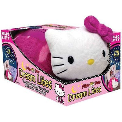 Sanrio Hello Kitty Dream Lites Plush Pillow Buddy-Starry Sky Night-We Got Character