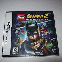 LEGO Batman 2: DC Super Heroes (Nintendo DS, 2012) - We Got Character
