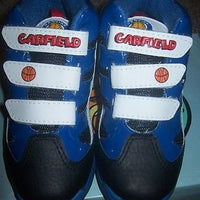 Garfield Is Steppin Out!  Boy Sneakers - Simply Garfield
