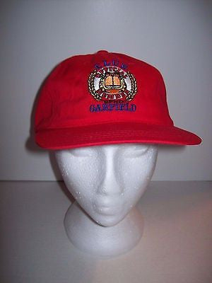 Club Garfield BFHD Official Member Baseball Cap Hat