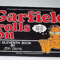 Garfield Rolls On - Simply Garfield