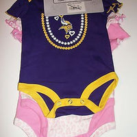 3 Piece Creeper Set Minnesota Vikings NFL - We Got Character