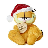 Aurora Garfield the Cat Christmas Cookie Plush - Simply Garfield