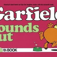 Garfield Rounds Out by Jim Davis His 16 Th Book - Simply Garfield