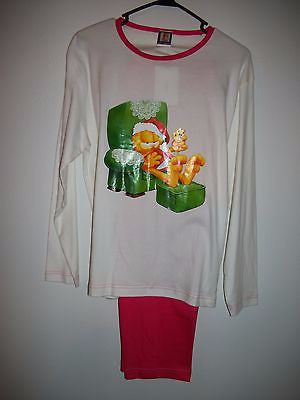 Garfield 2 Piece Christmas Pajamas - We Got Character