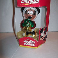 Minnie Mouse Christmas Ornament Energizer
