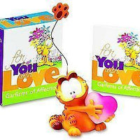 Garfisims of Affection Book and Photo Holder - Simply Garfield