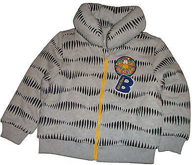 Garfield Gray Babiboo Jacket - Simply Garfield