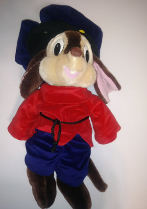 Fievel Mousekewitz Large Plush-We Got Character