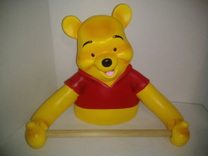 Winnie The Pooh Paper Towel Wall Holder-We Got Character