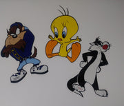 Looney Tunes Die Cut Magnets-We Got Character