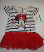 Disney Baby 6/9 Month Minnie Mouse Dress-We Got Character