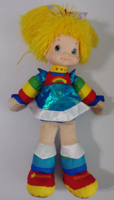 Hallmark Rainbow Brite Doll-We Got Character