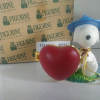 Peanuts Snoppy Scout Picture Frame Figurine-wegotcharacter.com