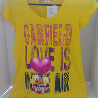 Garfield Shirt Love Is In The Air-We Got Character