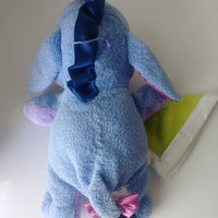 Disney Winnie the Pooh My Friend Eeyore Plush Toy Rattle
