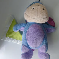 Disney Winnie the Pooh My Friend Eeyore Plush Toy Rattle-wegotcharacter.com