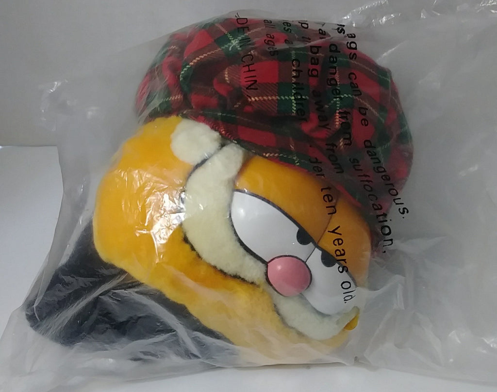 Garfield Plush Golf Club Cover-wegotcharacter.com