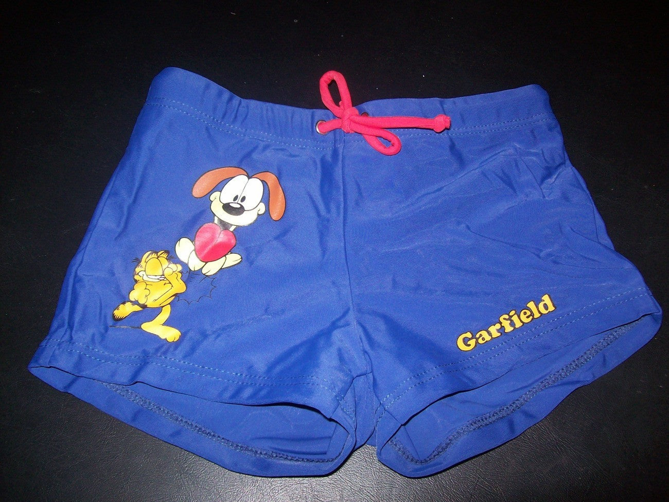 Garfield Toddlers Blue Swimming Trunks - Simply Garfield