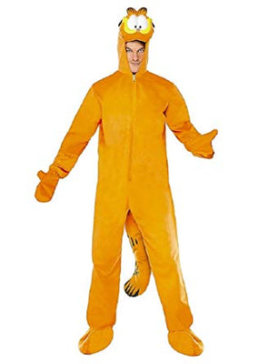 Garfield Adult Costume