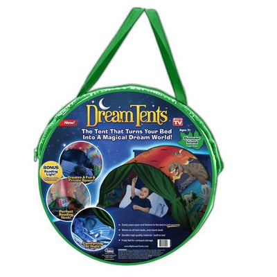 As Seen on TV Dream Dinosaur Island Bed Tents - We Got Character
