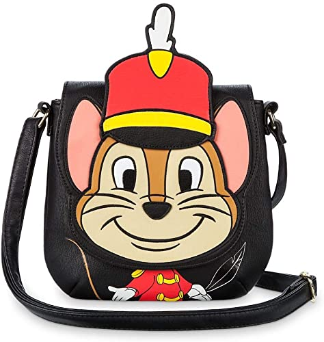 Loungefly Disney Parks Dumbo - Timothy Mouse Crossbody Bag Purse