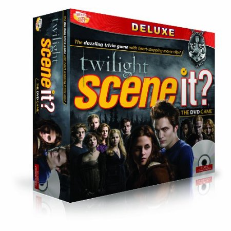 Scene It? Twilight Deluxe Edition-We Got Character