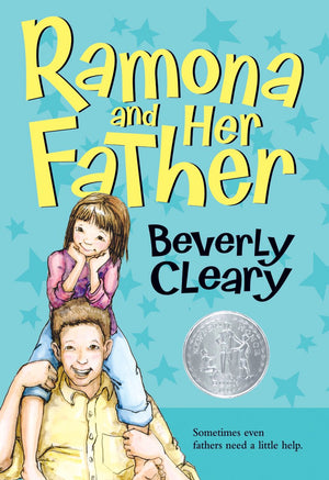 Ramona and Her Father (Brand New Paperback) Beverly Cleary - We Got Character