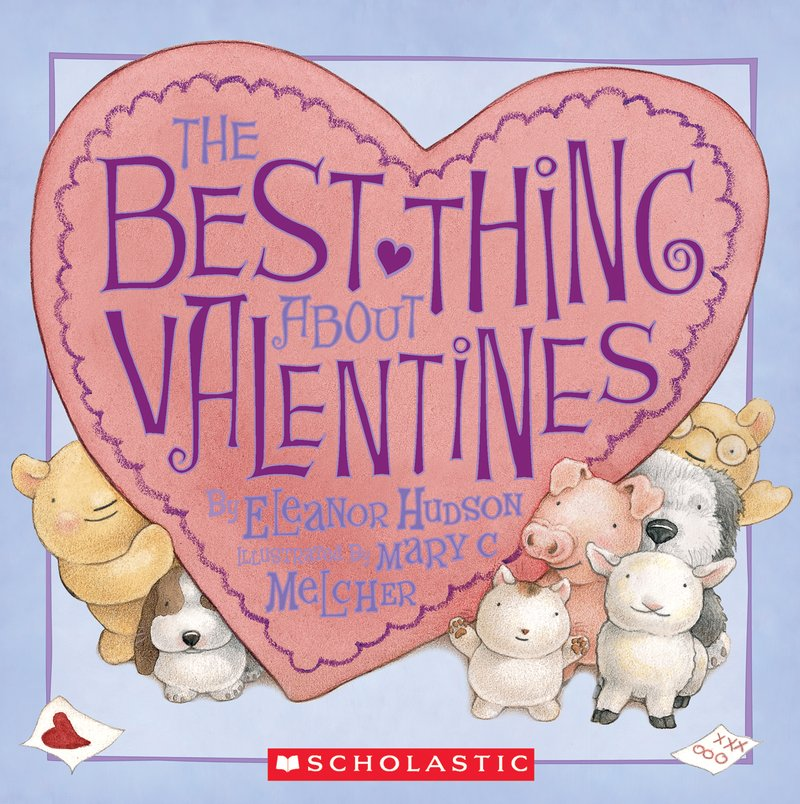 The Best Thing About Valentines Eleanor Hudson - We Got Character