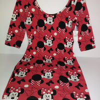 Minnie Mouse Dress Top-We Got Character