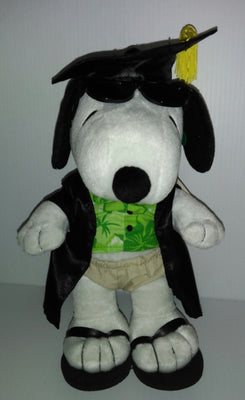 Hallmark Snoopy Graduation Plush-We Got Character