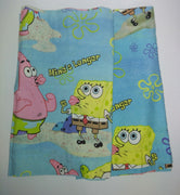 Lot of 2 SpongeBob Curtain Valances - We Got Character