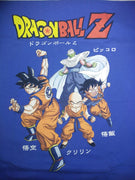 Dragonball Z 2X T-shirt-We Got Character