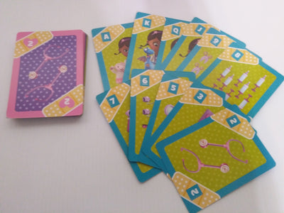 Disney Junior Doc McStuffins Playing Cards-We Got Character