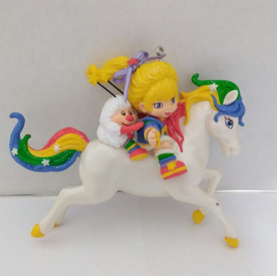 2004 Rainbow Brite and Starlet Hallmark Keepsake Ornament - We Got Character