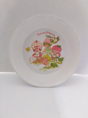 Strawberry Shortcake Bowl-We Got Character