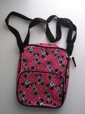 Disney Minnie Mouse Purse Shoulder Crossbody Bag-We Got Character