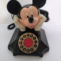 Mickey Mouse Desk Telephone-We Got Character