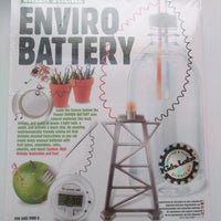 Green Science 4 M Enviro Battery - We Got Character