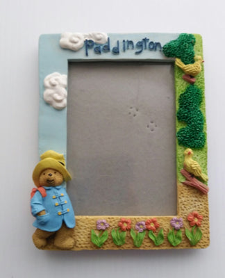 Paddington Bear Picture Frame - We Got Character