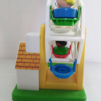 2015 Fisher Price Music Box Ferris Wheel