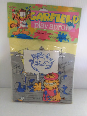 Garfield Play Apron Art Smock-We Got Character